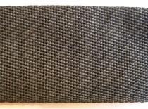 Лента саржевая окантовочная для головных уборов из нитей полиэстер